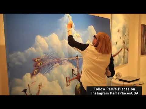 Ginger Fox Gallery | Custom Art | The Bishop Arts District | Dallas, Texas