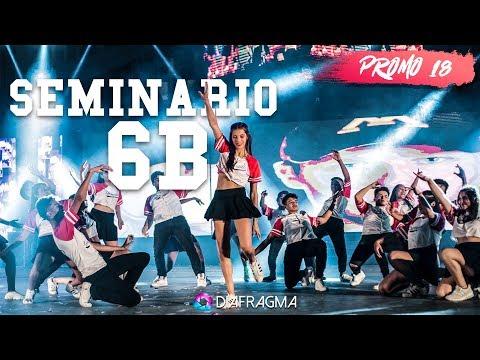 Presentacion de Buzos - SEMINARIO 6º B | Promo 18