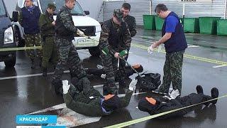 Оперативников учили противостоять террору