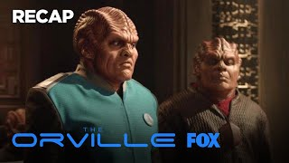Mission: About A Girl | Season 1 Ep. 3 | THE ORVILLE