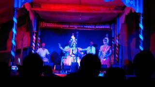 Yakshagana - Gagana Taare- Hrudya baana belage banda - raghavendra Achar