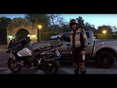 De ruta con la BMW R 1250 GS Adventure en la Extremadura Challenge
