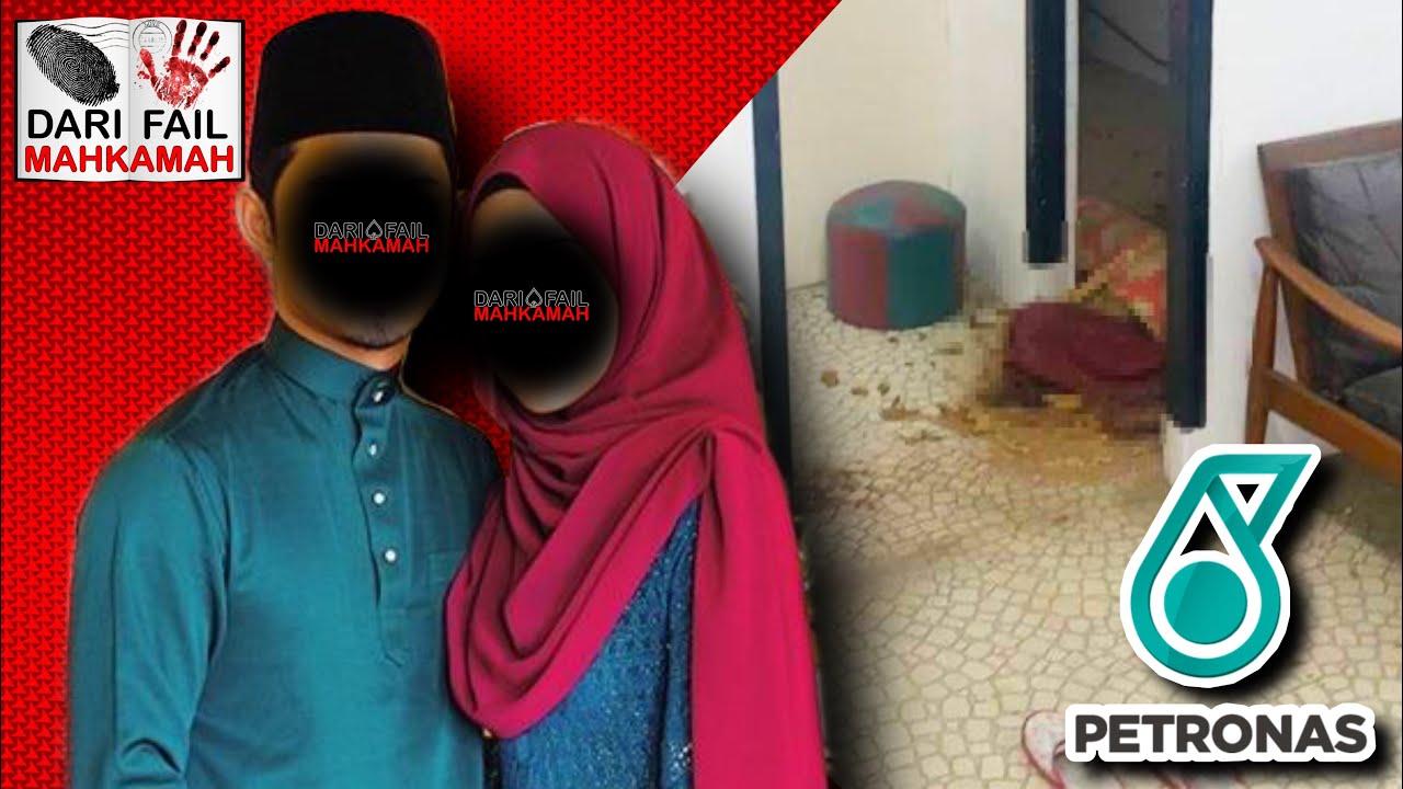 #52 : Ahli Geologi Petronas Tikam Isteri 26 Kali Seluruh Badan