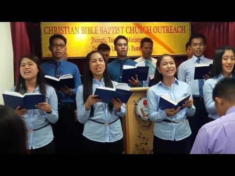 CBBC Outreach Jhongli Taiwan He Abides Hymn