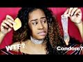 Condom On My Beauty Blender? | Does It Work Like A Silisponge?? | My Reaction
