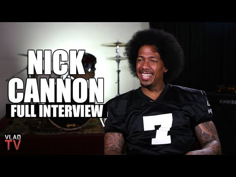 Nick Cannon on Kanye, Kim Kardashian, Azealia Banks, R Kelly (Full Interview)