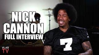 Nick Cannon on Kanye, Kim Kardashian, Azealia Banks, R Kelly (Full Interview)