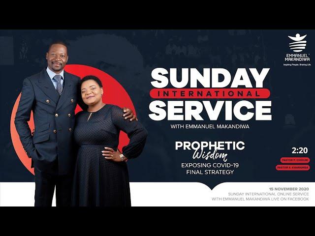 Emmanuel Makandiwa | The Prophetic Wisdom