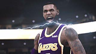 NBA 2K19 - Rainy Days ft. LeBron James