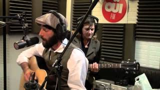 Ray Lamontagne - Beg, Steal, Or Borrow - Session Acoustique OÜI FM