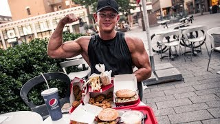 KFC While Getting Ripped | My Shredded Lifestyle Event