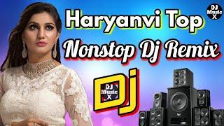 Dj Nonstop Remix  Back To Back Dj Song  Haryanvi 2018 Dj Remix Songs  DjMusicX