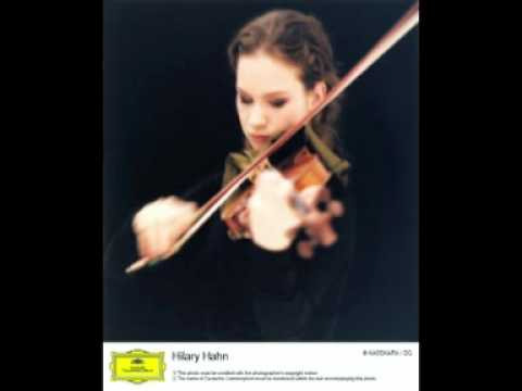 The lark ascending (Hilary Hahn)