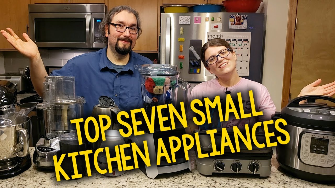 Space Saving Appliances For Small Kitchens You Will Love