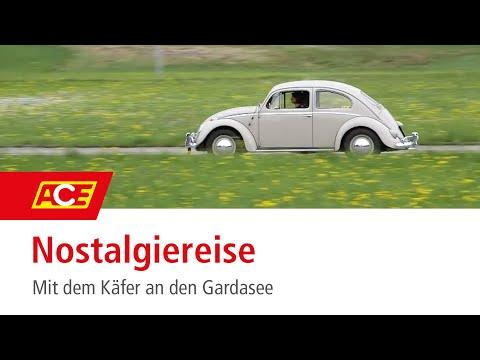 Nostalgiereise: Mit Dem Käfer An Den Gardasee