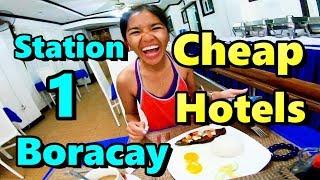 Boracay Cheap Hotels Station 1 Boracay Breeze Resort