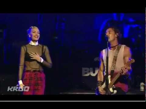 Bush ft. Gwen Stefani - Glycerine (KROQ Almost Acoustic Christmas, 12.08.2012)