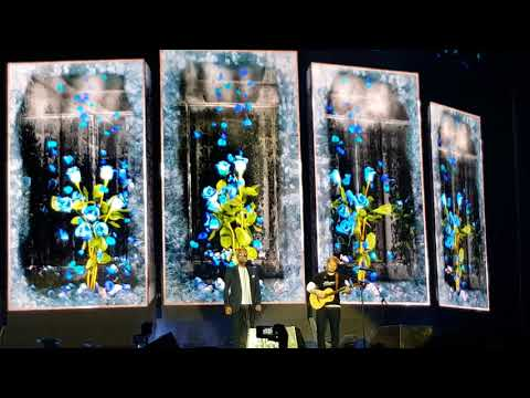 Ed Sheeran ft. Andrea Bocelli @ Wembley, The Perfect Perfect! 14/06/18