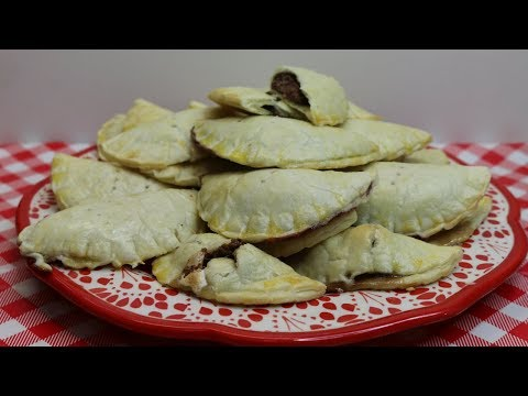 Pantry Hand Pies ~ Pi Day ~ Pie Day ~  Quick Dessert Recipe ~ Noreen's Kitchen