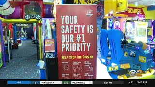 Family Entertainment Centers Allow To Reopen Across New York With COVID Safety Protocols In Place