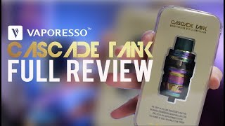 Vaporesso Cascade Tank Full Review