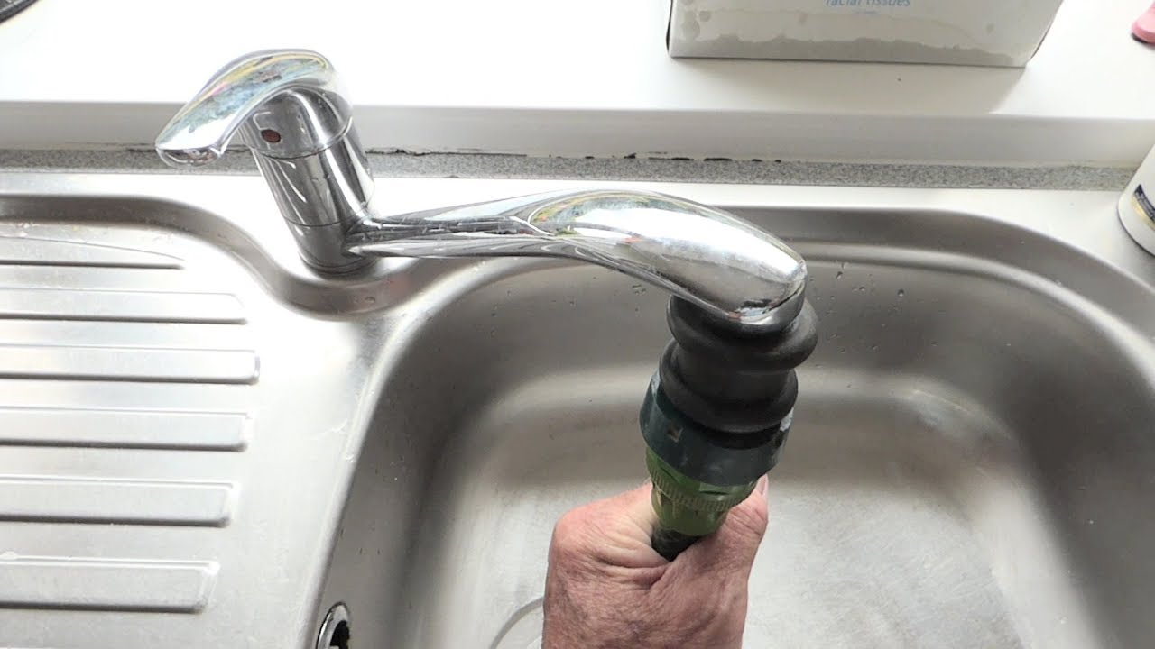 How To Clear Airlocks No Water From Taps Youtube