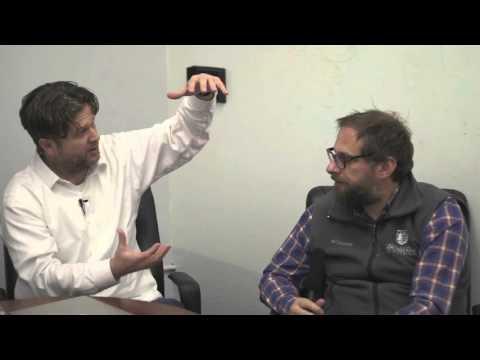 John Leach talks with Alexy Khrabrov of Data By the Bay