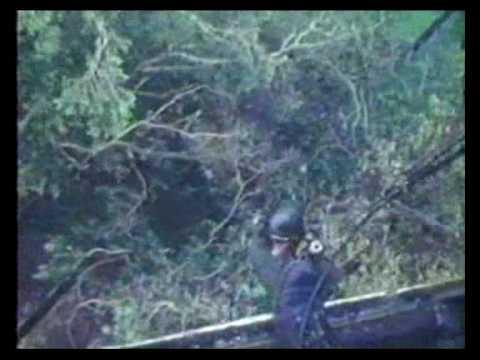 "Vietnam War: USAF HH-53 ""Super Jolly Green Giant"" Rescue Mission"
