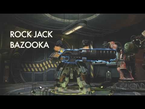 Front Mission Evolved: Weapons Pack 2 Video