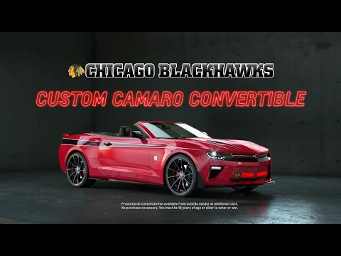 Blackhawk camaro sweepstakes