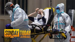 US Tops 5 Million Coronavirus Cases | Sunday TODAY