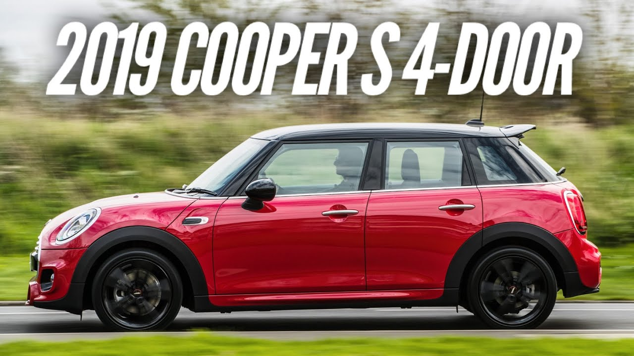 2019 Mini Cooper S 4 Door Driving Video Youtube