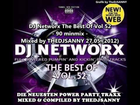 DJ Networx The Best Of Vol 52 - 90 Minmix - Mixed by DJSANNY 27.05.(2012)