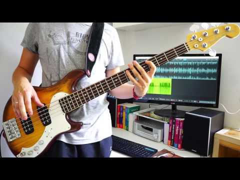 Come With Me Now - Kongos (Bass Cover)