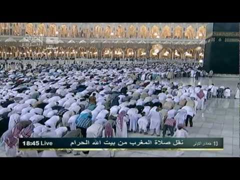 HD Heavy Rain in Makkah 5th April 2012 امطار غزيرة على ...