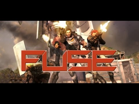Fuse - Playstation 3 - PS3 gameplay - YouTube