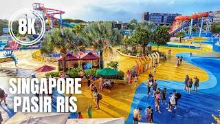 Singapore 8K: Pasir Ris Neighbourhood Walk (April 2021)