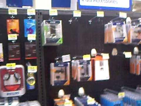 In Cleveland im Walmart