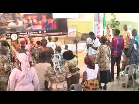 Restoration of Souls Bible Church - Just Praising God