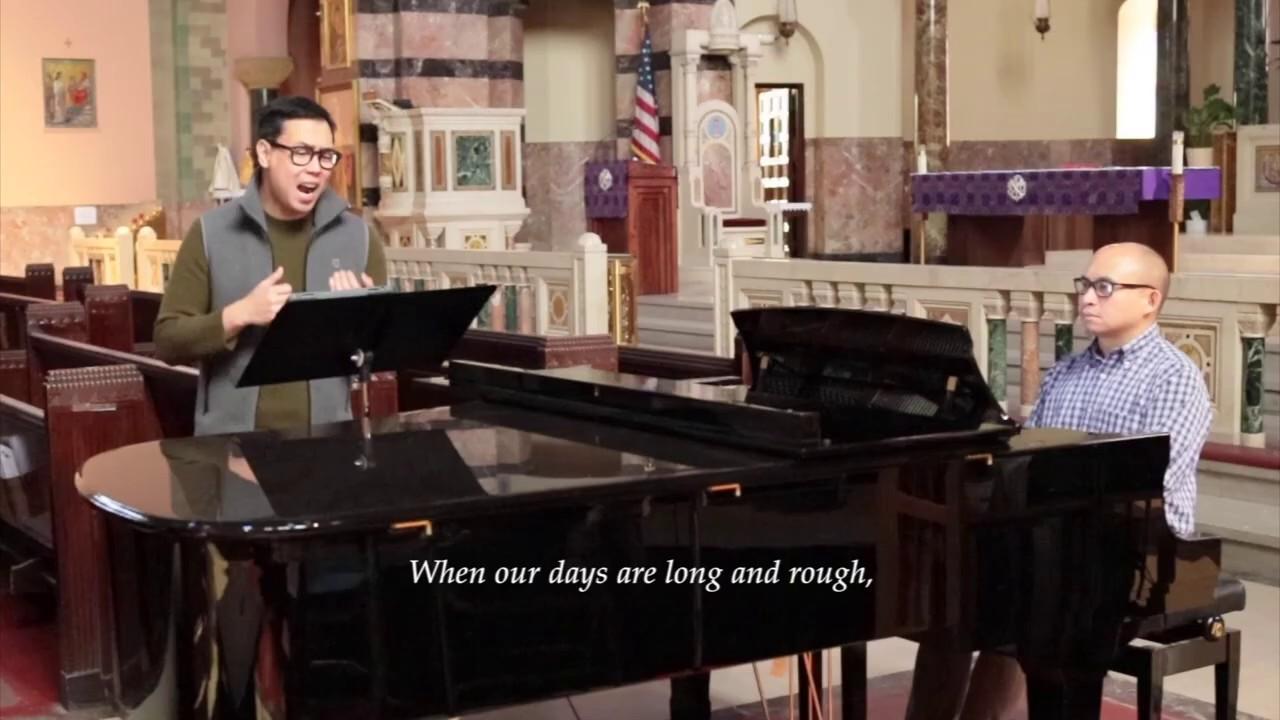 "Easter Sunday: ""Still we sing Alleluia"""