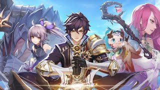 Dragonicle: Dragon Guardian  New Mobile Game Gameplay (Android/IOS) screenshot 3