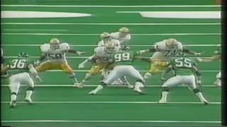 UND football - 2001 NCAA Semifinal vs UC Davis - 12/1/01