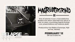 """MAGRUDERGRIND – """"Sacrificial Hire"""" (Official Track)"""