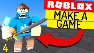 How To Make A Roblox Game - Saving Data (4)
