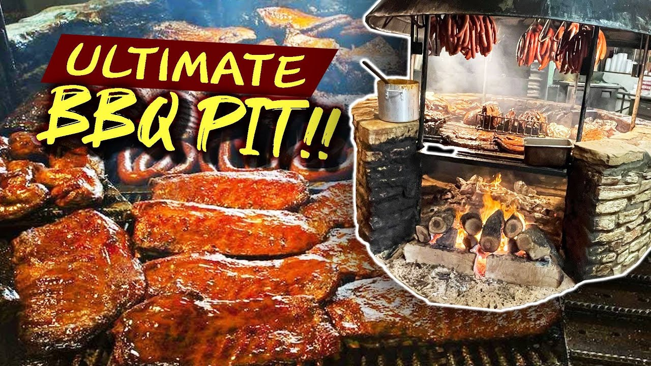 ULTIMATE All You Can Eat TEXAS BBQ & Houston Vietnamese Noodles