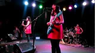 Shonen Knife live in concert @ The Pyramid Scheme, Grand Rapids MI ...