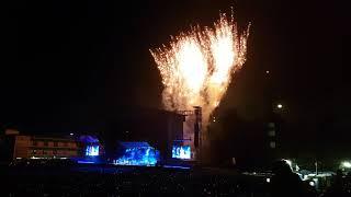 Bruno Mars XXIV 24 k Magic Tour Live 4K @ Mexico City 2 feb 2018 (Part 2 of 14)