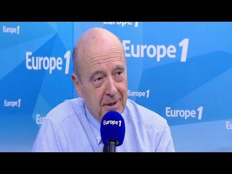 Alain Juppé répond aux questions des auditeurs d'Europe 1