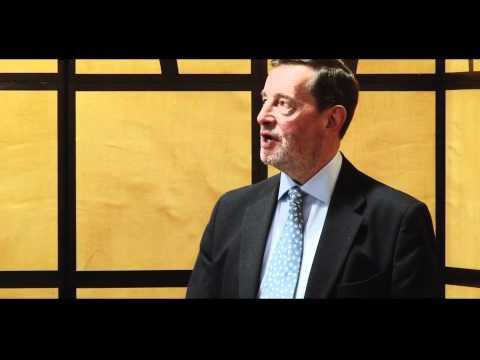 LSBF London guest lecturer Rt.Hon David Blunkett on Leadership