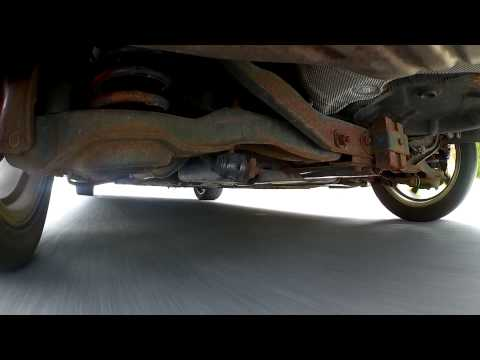 Bad sway bar link noise